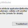 Oculus IntegrationのバージョンをあげたらAndroidビルドできなくなった