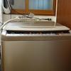 得する人損する人洗濯機(洗濯槽)の家事えもん流掃除方法!過炭酸ナトリウムでピラピラのカビもすぐとれる