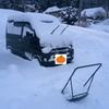 今年一番の大雪やった・水道凍結でいろいろ