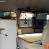ロケバン根本的リフォーム/自作 バンコン キャンピングカー 〜夏に向け、足元広く乗り易く〜