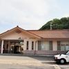 山陰本線:温泉津駅 (ゆのつ)