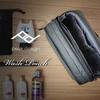 【Peak Design】ウォッシュポーチに旅行の洗面用品を一括収納!【使用レビュー】