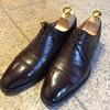 愛用している革靴のご紹介:③SCOTCH GRAIN(スコッチグレイン):50周年記念モデル