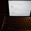 Androidタブレットでモブログ実践!格安Windowsノートよりサクサク快適だよ。