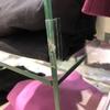 天板ガラス板の欠け・交換