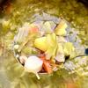 野菜たっぷり肉団子のスープ
