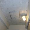 都営住宅 浴室防カビ塗装&浴室床リフォーム
