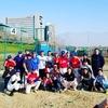 東京クバーノスは草野球新チーム「alumni」戦inガス橋