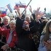 プーチンの復讐、クリミア併合