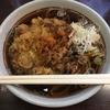 新宿で食べる老舗そば屋の立ち食いそば