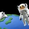 3月18日は「人類初の宇宙遊泳が行われた日」~宇宙の匂いはどんな匂い?(*´▽`*)~