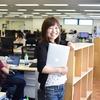 【社員Interview】「脱ひとりエンジニア!」大切な仲間を得た女性エンジニアがランサーズで得たものとは:エンジニア 小林 紗綾