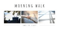 始発で待ち合わせしてカメラを持って散歩して朝ご飯を食べて8時くらいに解散するのが理想