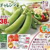企画 サブテーマ 豆野菜チャレンジ ヤオコー 3月18日号