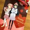 【魔法少女まどか☆マギカ】イオンで森永製菓商品を購入して、まどか&ほむらのバレンタインなクリアファイルをゲット!