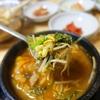 済州島(チェジュ島)グルメ #お腹からポカポカになる「スグレクッパ」