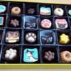 ゴンチャロフ アンジュジュのカワイイ猫チョコを自分用に買った【2019年バレンタイン】