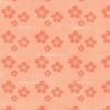 桃の花 布地素材