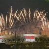 255. 「開会式の花火を生で見てきました!」って言いたいのですが………