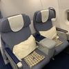 中国南方航空 A321 ビジネスクラス〈CZ8340 フーコック=広州〉
