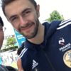 IFSCクライミングワールドカップ八王子(決勝セット中にて)