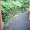 台風21号の慎太郎生家への爪痕。
