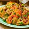 【レシピ】鮭とれんこんの味噌バター炒め