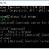 Visual Studio Code で、C言語の実行環境を構築、とりあえずは、ターミナルで動かせるところまで