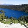 レイクタホとサクランボ狩りinカリフォルニア