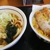 山田うどんと草加の担々麺