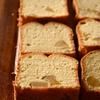 植物オイルで作るパウンドケーキ