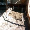 コンクリート打設DIY!