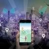 デジタルサイネージとGoogleマップの位置共有で営業マンを管理?!