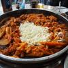 絶品チーズタッカルビを本場韓国で食べてみた!@春川家タッカルビマッククス(新村)