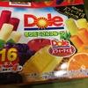 果物アイスの最高峰【レビュー】『Doleもりだくさんフルーツ』ロッテ