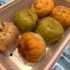 横浜中華街で大人気の焼小籠包を。危険な熱さ、旨さの小籠包スープに注意!【王府井(横浜・横浜中華街内)】
