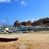 「入り江のほとりの海の要塞・カステッランマーレ・デル・ゴルフォ(Castellammare del Golfo)」~ イタリア・シチリア島