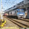 イオン臨時貨物列車