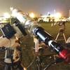 「火星観望会」の電視システム内容は。。
