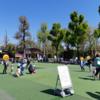 都心の子供遊び場スポット「にこにこパーク」@明治神宮外苑へ行ってきた!料金、授乳室やトイレは?食事はできるの?