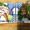🚩外食日記(245)    宮崎   「井上鯉・鮮魚店」②より、【タコ】【鰤の漬け】‼️