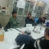 会議は短く簡潔に。技能士会の理事会に出席です。