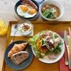 sequence MIYASHITA PARKのDongxiで朝食!【食べレポ】