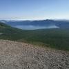 樽前山を登山から丸駒温泉、旬の姫鱒から支笏湖散歩