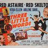 『土曜は貴方に(1950)』Three Little Words