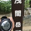17.5.1 浅間岳タイムアタック