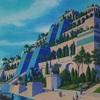 【伝説】バビロンの空中庭園 砂漠に山と森を再現⁉