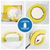 【ガチレビュー】Uchi Café 新発売のプレミアムロールケーキ食べたよっ♪ 生地のふんわり触感が良い!!【ローソン】#コンビニスイーツ