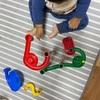 次男1歳のくみくみスロープ