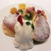 【幸せのパンケーキ&スタバのさくらフラペ】最近食べたスイーツたち♥
